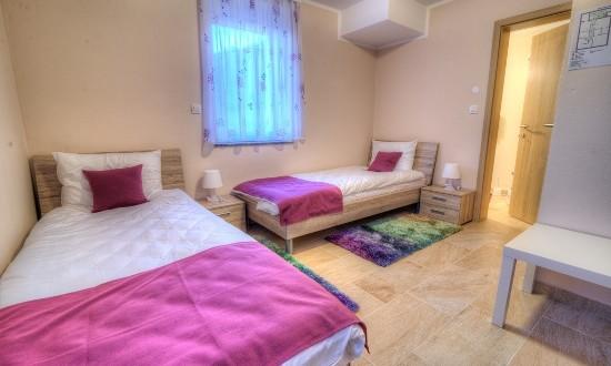 Dobra hiša viola soba